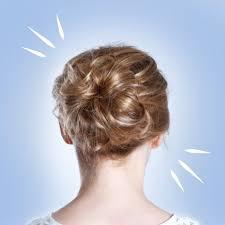 comment se faire un chignon flou tuto coiffure
