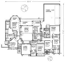 european style floor plans european style house plan 4 beds 3 5 baths 3494 sq ft plan 310