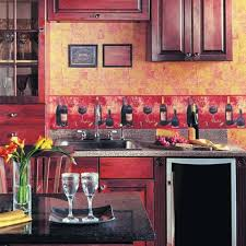kitchen wallpaper designs ideas excellent bathroom wall border ideas traditional home design with