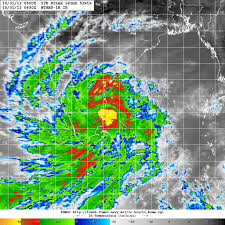 Satellite Weather Map Latest Satellite Images Of Cyclone Nilam Show It Has Entered Tamil