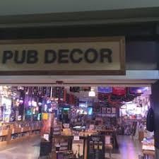 pub decor home decor 2054 mid rivers mall st peters saint