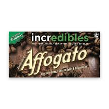 incredibles edibles incredibles affogato 500mg med weedmaps