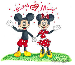 micky minnie mouse mickey minnie mouse kittychan2005