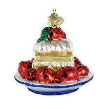 world food ornaments
