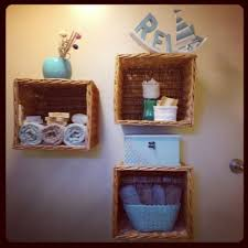 Diy Bathroom Decorating Ideas by Bathroom Wall Decor Diy Diy Bathroom Wall Decor Diy Wall Art 5374
