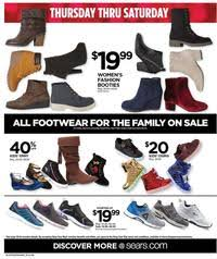 sears womens boots size 12 sears black friday 2017 ad scan