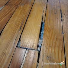 refinish or replace hardwood floor