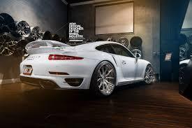 white porsche 911 turbo white 2014 porsche 911 turbo s fitted with adv 1 wheels image 6