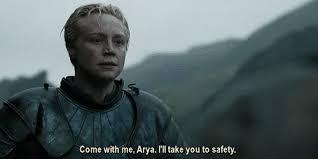Arya Goes Blind Mapping Everywhere Arya Stark Has Traveled In