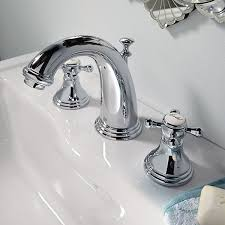widespread bathroom faucets ashbee lavatory faucet with cross