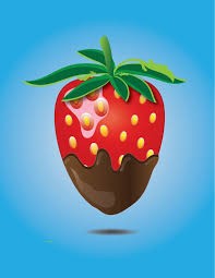Chocolate Covered Strawberries Tutorial 17 Best My Students Graphic Design Projects Images On Pinterest