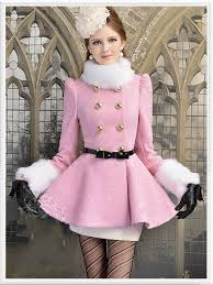 light pink wool coat aliexpress com buy sweety winter coat women light pink wool coat