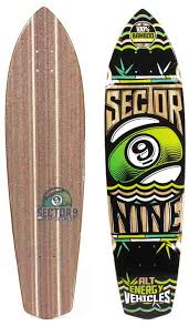 sector 9 longboard decks only sector 9 longboards pinterest