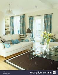 Brown Turquoise Curtains Living Room Brown And Turquoise Curtains For Living Room