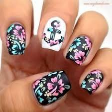 27 cool tropical nails designs for summer summer manicure and