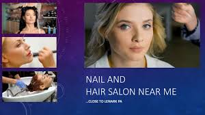nail and hair salon near me in lanark pa see our salon youtube