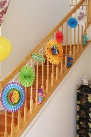 53 best harper s sesame street birthday images on pinterest gracie s sesame street birthday party decorations sesame street first birthday hanging fan kit with custom