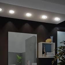 Wohnzimmer Boden 3er Set Wand Einbau Spots Chrom Wohnzimmer Decken Lampen Boden