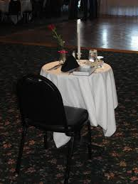 army fallen comrade table script missing aviator table ceremony royal canadian air force association