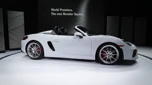 Porsche Boxster Non Convertible - porsche offering 250 hp 718 cayman boxster in china autoblog