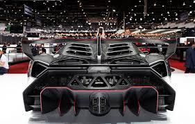 New Lamborghini Veneno - lamborghini unveils its ugliest supercar for 4 million dollars