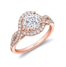 Build A Wedding Ring by 16 Best Rose Gold Engagement Rings Images On Pinterest Diamond
