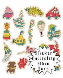 8 x 10 photo album books sticker collecting album boys blank sticker book 8 x 10 64