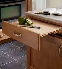 Pullout Table KraftMaid - Kitchen pull out table