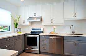 Before And After White Kitchen Cabinets Bathroom Astonishing Kitchen Cabinet Colors Before After The