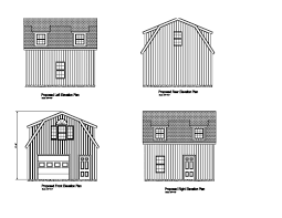 Gambrel Garage Plans 100 Garage Blueprint Love Everything About This Kloter