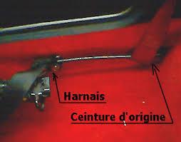 harnais pour siege baquet présentation du site