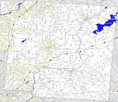 Butler County Ohio Map by Bridgehunter Com Warren County Ohio