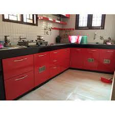 Modular Kitchen Interiors Modular Kitchen U Shaped Modular Kitchen Service Provider From