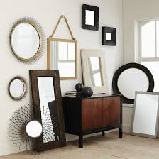 Big Wall Mirrors by Clarendon Brass Large Round Wall Mirror