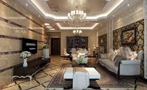 Wall Design For Living Room Breathtaking Luxury Ravishing Living Rooms Home Design