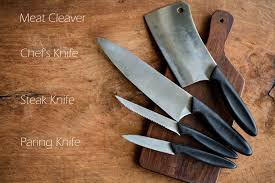 basic kitchen knives must kitchen knives the butchers