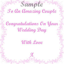 wedding greeting cards messages second marketplace card wedding day add your own