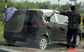 new hyundai small car 2018 hyundai santro spied for the first time