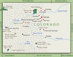 map of colorado ski resorts colorado ski resorts united states