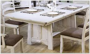 Dining Room Great Best  White Set Ideas On Pinterest Kitchen - Distressed white kitchen table