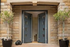 Double Glazed Wooden Front Doors by Price Of Double Glazed Front Door Home Decorating Interior