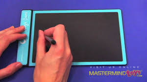 boogie board lcd writing tablet youtube
