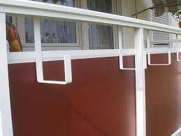 balkon blumenkasten mit halterung halter für blumenkästen stabirahl balkone geländer vordächer