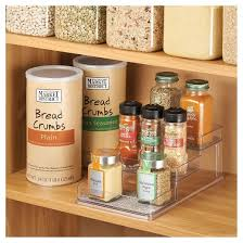 Linus Spice Rack Interdesign Twillo Spice Rack 3 Tier Organizer Small Target