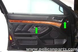 bmw door panel bmw e39 5 series front door panel removal 1997 2003 525i 528i
