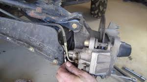 how to bleed atv brakes one person technique polaris sportsman