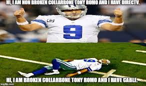 Tony Romo Meme Images - romo imgflip