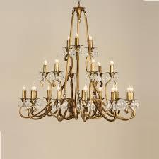 Brass Chandelier Interiors 1900 Ul1p5b Oksana 5 Light Antique Brass Chandelier