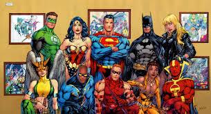 justice league dc histories justice league
