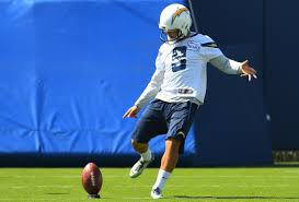 bolts practice and lock in on giants los angeles chargers
